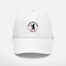 Checkpoint Charlie Berlin Baseball Baseball Cap
