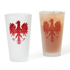 Polish Eagle Pint Glass