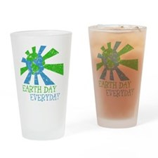 Earth Day Everyday Pint Glass