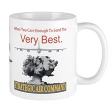 B-52 Short Tail Send the Very Best Mug