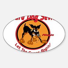 GUARD DOG SERVICE Decal