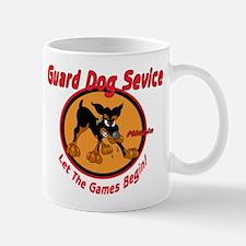 GUARD DOG SERVICE Mug