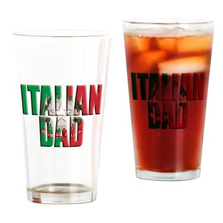 Italian Dad Pint Glass
