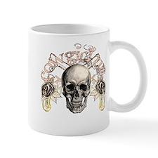 Cute Guns and roses Mug