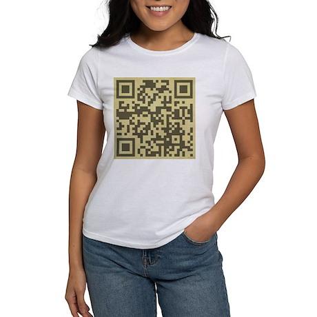Magritte QR Women's T-Shirt