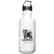 Chow Chow Water Bottle