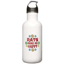Rat Happiness Water Bottle