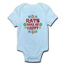 Rat Happiness Infant Bodysuit