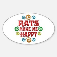 Rat Happiness Decal