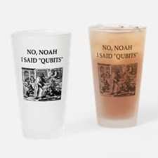 QUANTUM COMPUTER Pint Glass