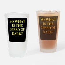 scientist humor on gifts and Pint Glass