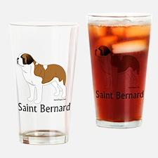 Saint Bernard Pint Glass