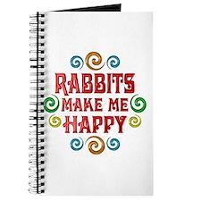 Rabbit Happiness Journal