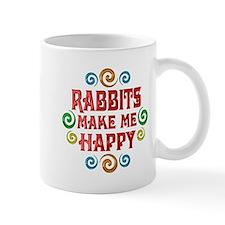 Rabbit Happiness Mug
