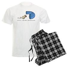 Tunnel Pug Pajamas