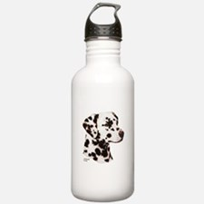 Dalmatian Sports Water Bottle