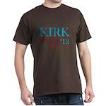 Kirk Spock 2012 Dark T-Shirt