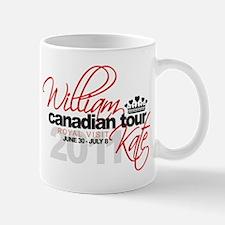 Will & Kate Canadian Tour Mug
