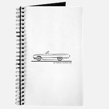 1964 Ford Thunderbird Convertible Journal