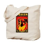 The BOXER Rebellion! Propaganda Tote Bag