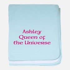 Queen of Universe baby blanket