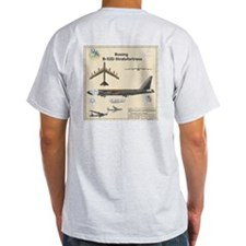 B-52 Old Fashioned Peace T-Shirt