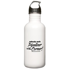 Pipeliner Nobody Corner Water Bottle