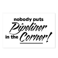 Pipeliner Nobody Corner Postcards (Package of 8)