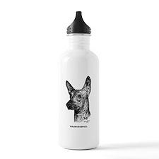Xoloitzcuintli Water Bottle