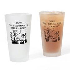 doctor gifts t-shirts Pint Glass