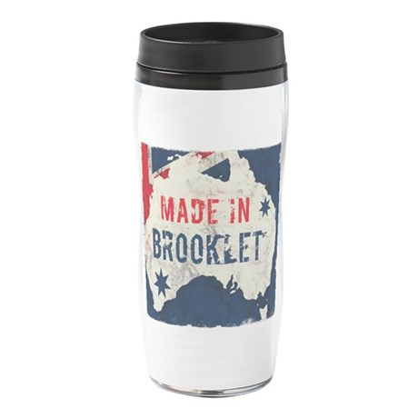 Miniature Poodle Thermos Can Cooler