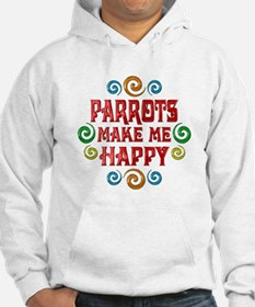 Parrot Happiness Hoodie