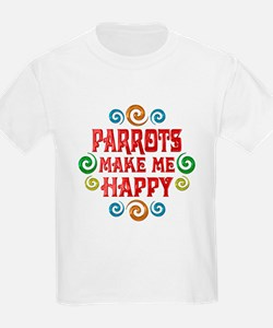 Parrot Happiness T-Shirt