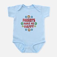 Parrot Happiness Infant Bodysuit
