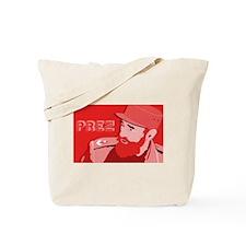 Castro Communist Prez Tote Bag