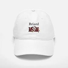 Briard Mom Baseball Baseball Cap
