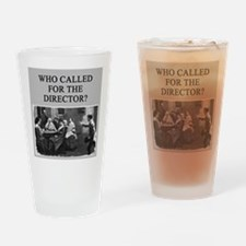 duplicate bridge player gifts Pint Glass