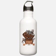 CowGirl Wild Thing never been Water Bottle