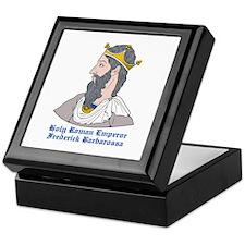 Frederick Barbarossa Keepsake Box