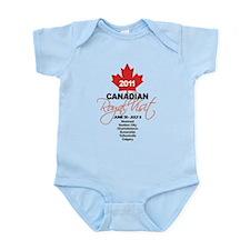 Will & Kate Canadian Visit Infant Bodysuit