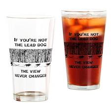 Lead Dog Pint Glass
