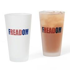 FREADOM Pint Glass