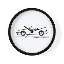 Miata MX-5 Wall Clock