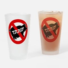 Traif Pint Glass