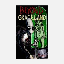 Beyond Graceland Cover Decal