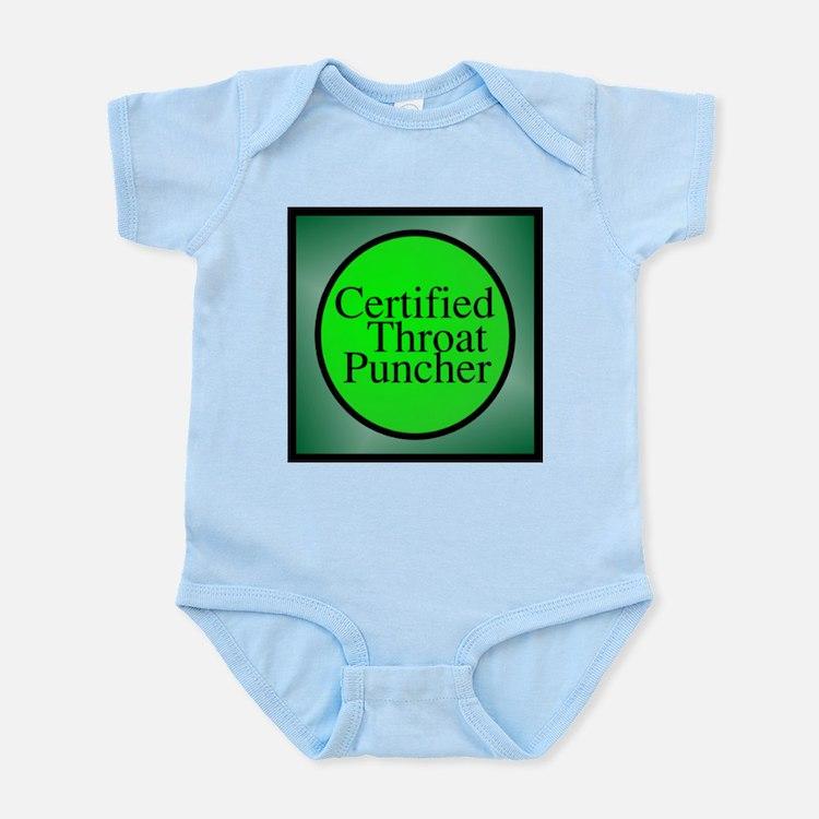 Cute Punch Infant Bodysuit