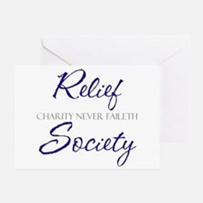 Charity Never Faileth Greeting Cards (Pk of 10)