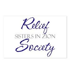 Sisters in Zion Postcards (Package of 8)