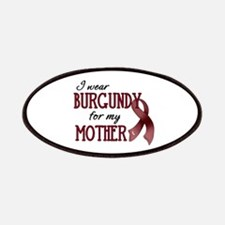 Wear Burgundy - Mother Patches