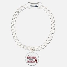 Wear Burgundy - Mother Bracelet